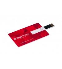 Promosyon Flash Bellek Kart Şeklinde - 109103